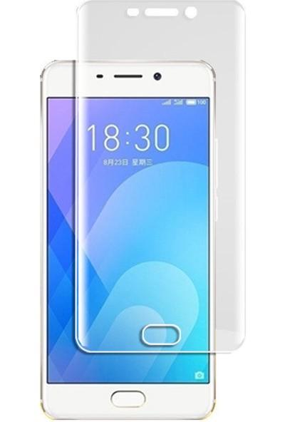 Microcase Meizu M6 Note 5.5 inch Full Ön Kaplama TPU Soft Filmi