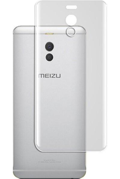 Microcase Meizu M6 Note 5.5 inch Full Arka Kaplama TPU Soft Filmi
