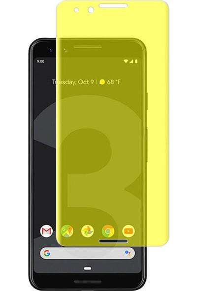 Microcase Google Pixel 3 Full Ön Kaplama TPU Soft Filmi