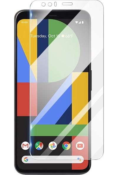 Microcase Google Pixel 4 XL Full Ön Kaplama TPU Soft Filmi