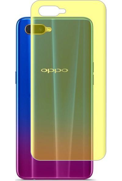 Microcase Oppo A5S Full Arka Kaplama TPU Soft Filmi