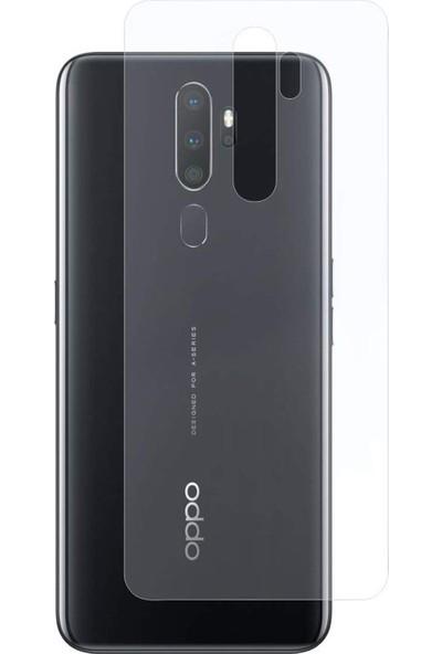 Microcase Oppo A5 2020 Full Arka Kaplama TPU Soft Filmi