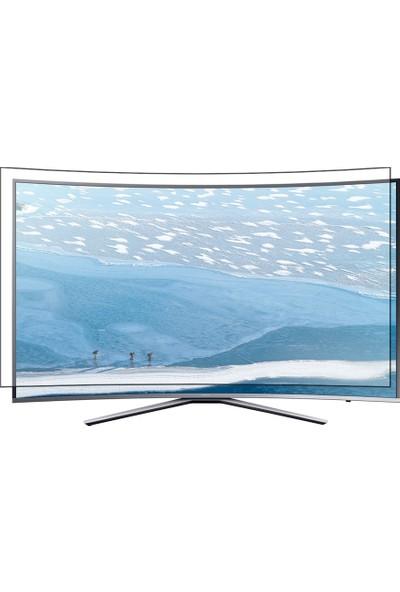 """Bestoclass CURVED Samsung 55RU7300 55"""" 139 Ekran - TV Ekran Koruyucu"""