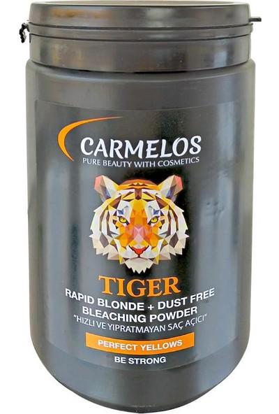 Carmelos Tiger - Gri Renk Toz Saç Açıcı 850 gr