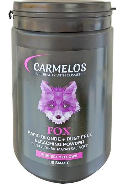 Carmelos Fox - Viyole Rengi Toz Saç Açıcı 850 gr