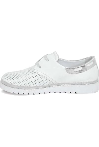 Mammamia D20YA-920 Deri Kadın Ayakkabı