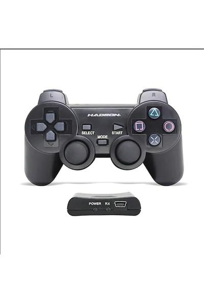 Hadron HD 305 Kablosuz PS2-PS3-PC Uyumlu Oyun Kolu Kablosuz Gamepad