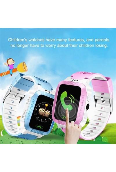 Nevarmarket Akıllı Çocuk Saati Pembe
