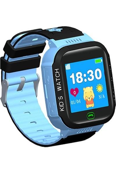 Nevarmarket Akıllı Çocuk Saati Mavi