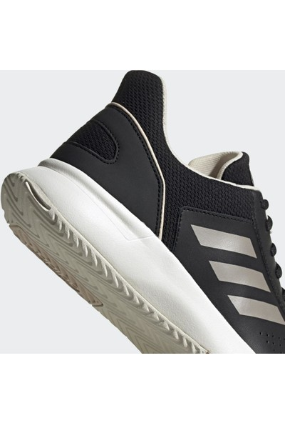 Adidas EG4204 Courtsmash Kadın Siyah Tenis Ayakkabısı