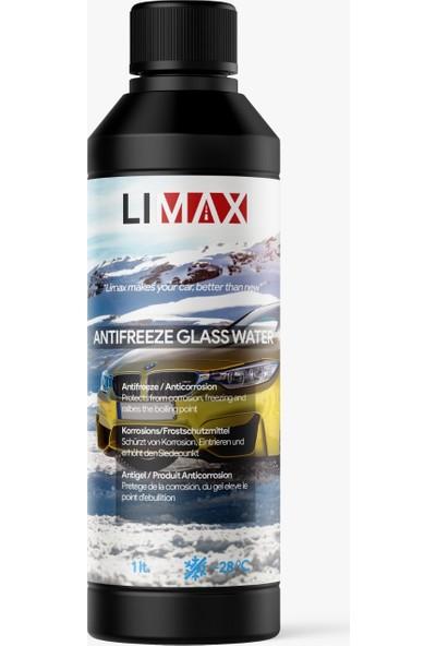 Limax Antifirizli Cam Suyu 1 lt -28 Derece