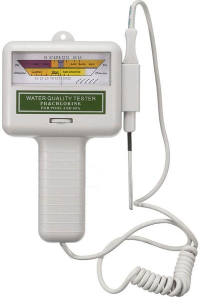 Onetick Havuz Su Kalite Ölçüm Ph Chlorine Test Cihazı