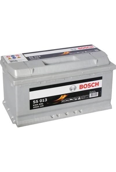 Bosch Akü 12V 100 Ah 830 Cca S5 (Mercedes, BMW)