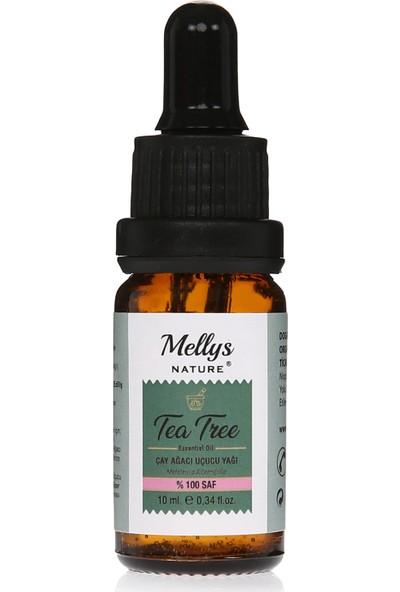 Mellys' Nature %100 Saf Çay Ağacı Uçucu Yağı