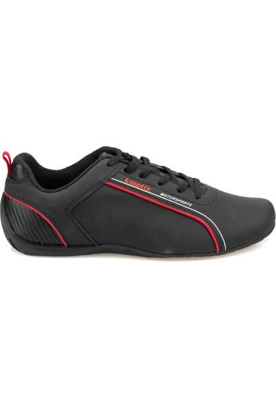 Kinetix Red M 9Pr Siyah Erkek Sneaker
