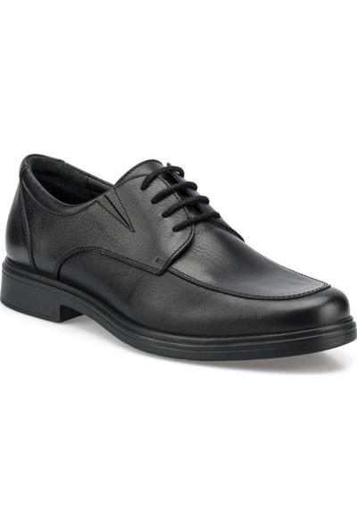 Polaris 5 Nokta 102006.M Siyah Erkek Basic Comfort Ayakkabı