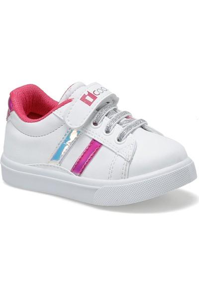 I Cool Pink Beyaz Bk Sneaker
