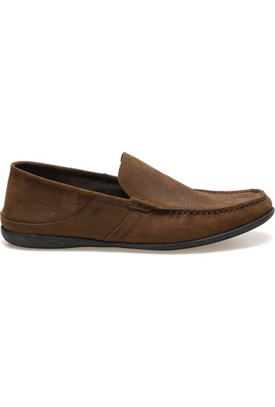 Flogart Gzl-50 Jel Kahverengi Erkek Klasik Ayakkabı
