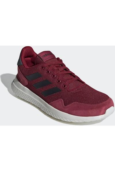Adidas Eg8587 Kırmızı Erkek Koşu Ayakkabısı