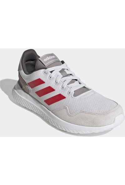 Adidas Eg3238 Beyaz Erkek Koşu Ayakkabısı