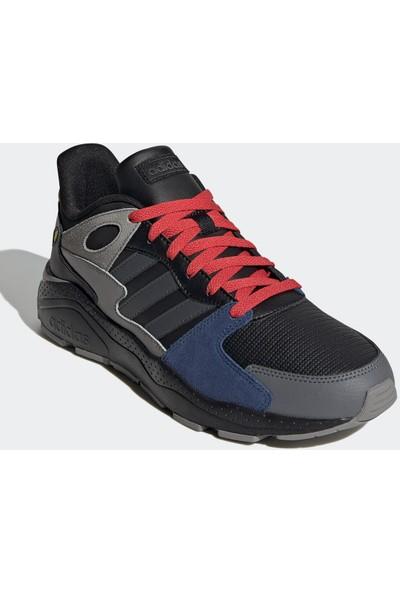 Adidas Eg8747 Siyah Erkek Koşu Ayakkabısı