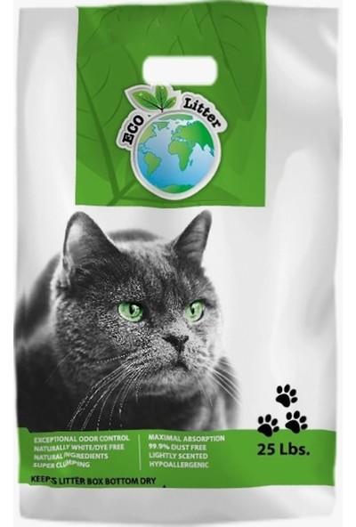 Eco Litter Aktif Karbon Lavanta Kokulu Kedi Kumu 11 kg