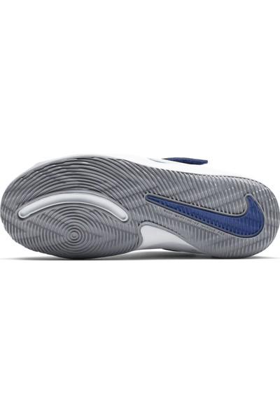 Nike Çocuk Basketbol Ayakkabısı Team Hustle At5299-400