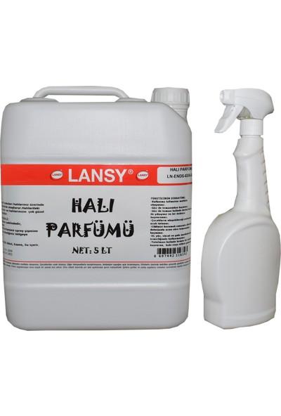Lansy Halı Parfümü 5 Litre + Uygulama Spreyi