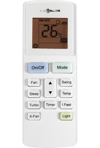 Viessmann WS2062MLC0 A++ 22000 BTU Duvar Tipi Inverter Klima