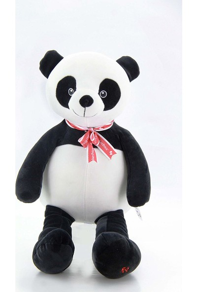 Fisher-Price Soft Kumaşlı Oturan Dostum Panda