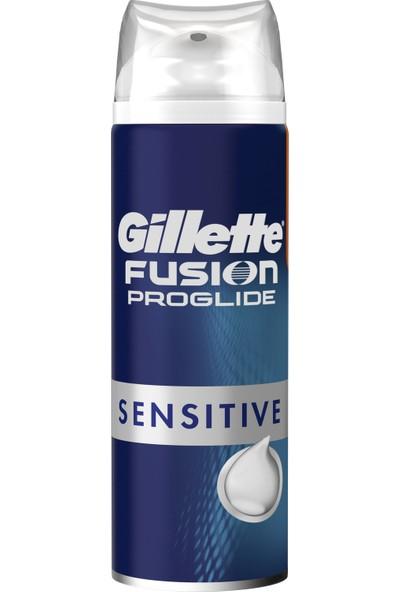 Gillette Fusion ProGlide Köpük 200 + 50 ml