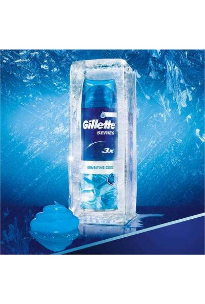 Gillette Series Tıraş Köpüğü 250 ml