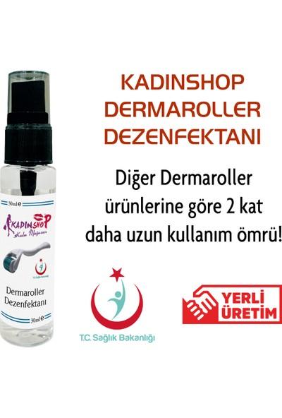 Dr.pen Dermaroller Titanyum 540 İğneli Siyah Derma Roller