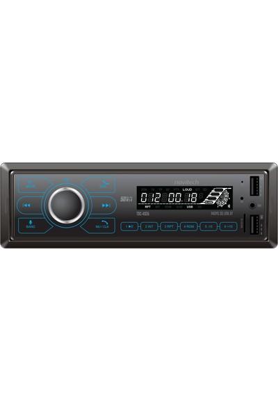 Navitech TDC-4035 BT/FM/SD/USB Oto Teyp Bluetooth