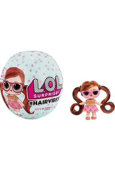 LOL Hairvibes Sürpriz Bebekler 15 Sürpriz L.O.L Bebek