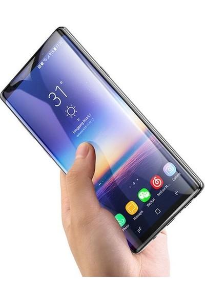 Joyroom JM3051 Samsung Galaxy Note 9 3D Temperli Cam Ekran Koruyucu Siyah