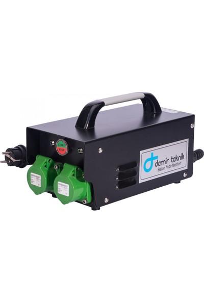 Demir Teknik Df 2012 Dmr 50 Takım Beton Vibratör Takımı