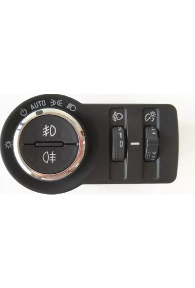 Gm Far Açma Anahtarı Chevrolet Aveo Cruze Opel Astra J Otomatik Sensörlü