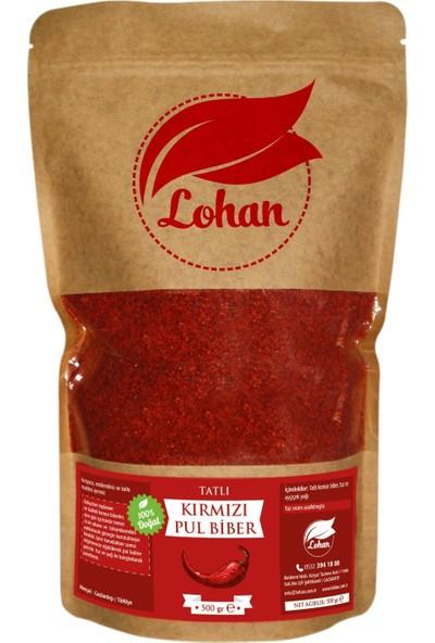 Lohan Tatlı Kırmızı Pul Biber 500 gr