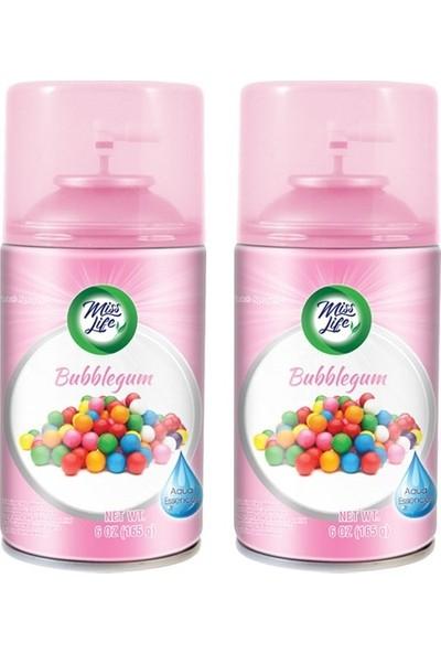 Misslife Bubblegum 2'li Set 250 ml
