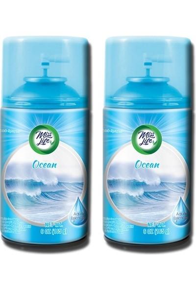 Misslife Ocean 2'li Set 250 ml