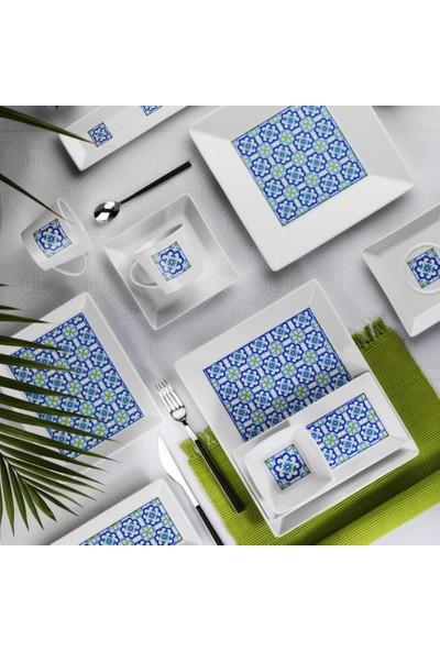Kütahya Porselen Maya 30 Parça Kahvaltı Takımı 10657