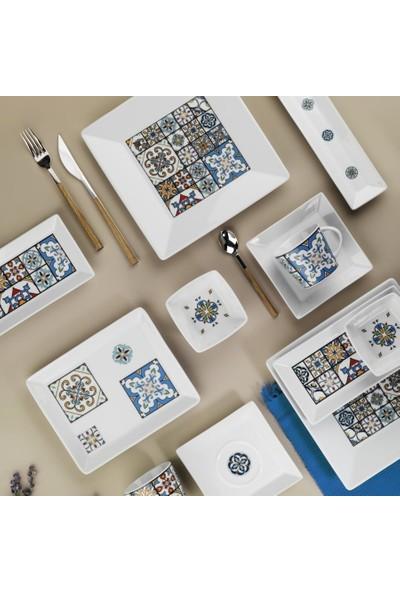 Kütahya Porselen Maya 30 Parça Kahvaltı Takımı 10645