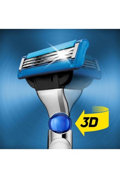 Gillette Mach3 Turbo Tıraş Makinesi