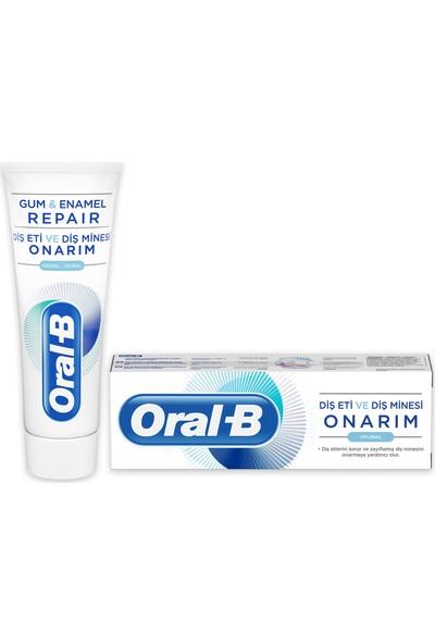 Oral-B 75 ml Diş Eti ve Diş Minesi Onarım Original Diş Macunu