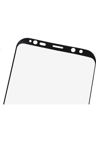 Microlux Samsung Galaxy S8 Plus Ekran Koruyucu Nano Tam Kaplama