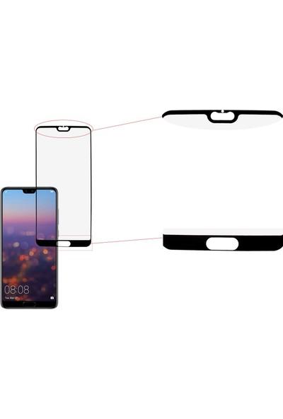Microlux Huawei P20 Pro Ekran Koruyucu Nano Tam Kaplama