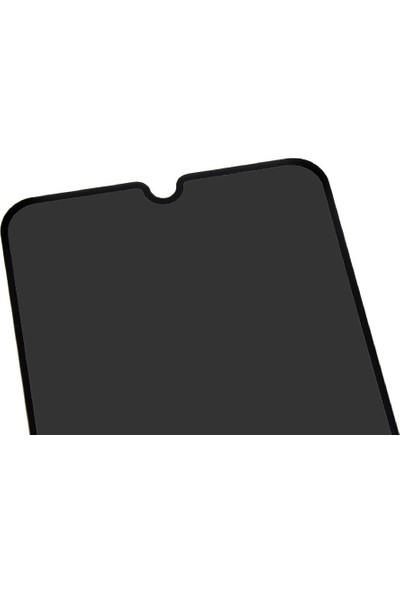 Microlux Samsung Galaxy A50 Ekran Koruyucu Gizli Hayalet Cam