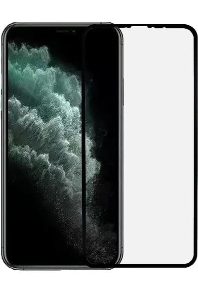 Microlux iPhone 11 Pro Max Ekran Koruyucu Mat Seramik Nano 9D Tam Kaplama