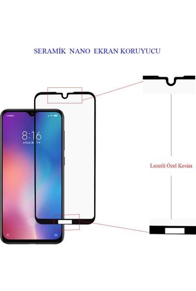 Microlux Xiaomi Mi 9SE Ekran Koruyucu Seramik Nano 9D Tam Kaplama